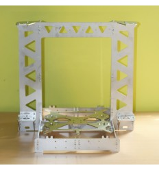 Estructura Prusa i3 Steel Inoxidable (P3STEEL)