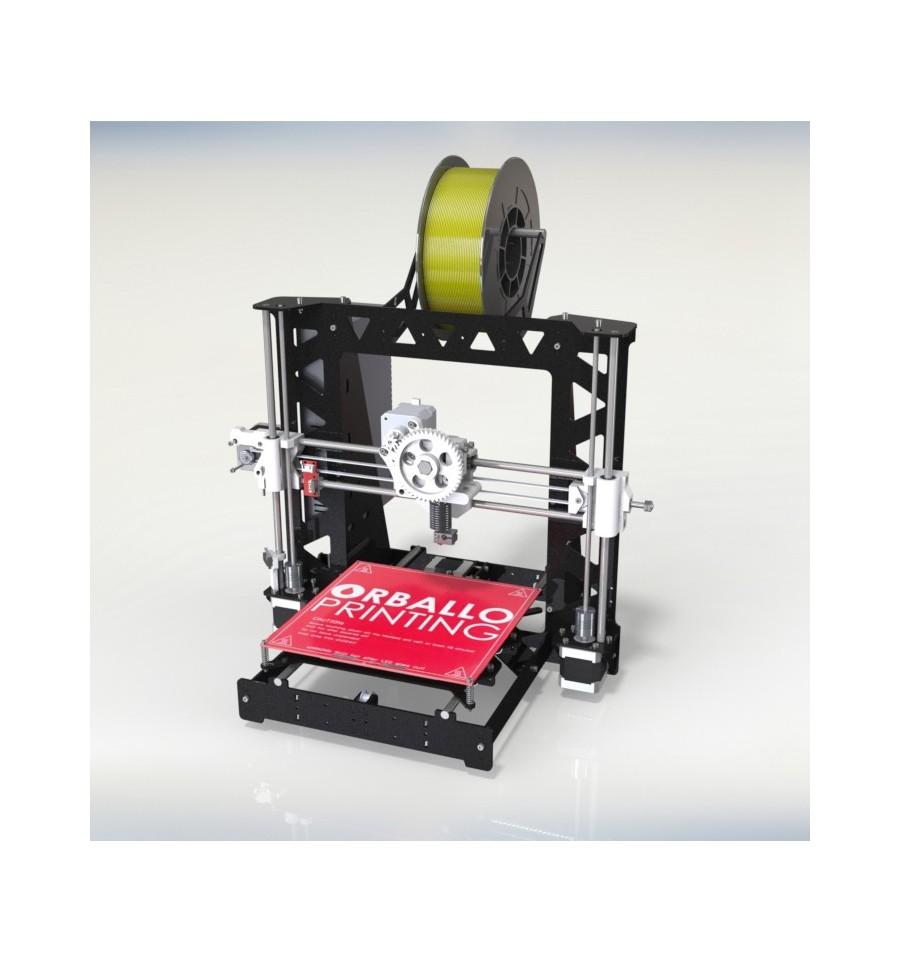Kit impresora 3D Prusa Steel