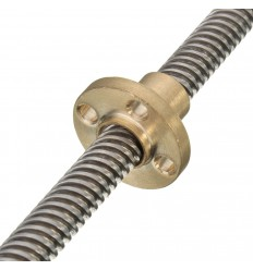 lead screw trapezoidal thread