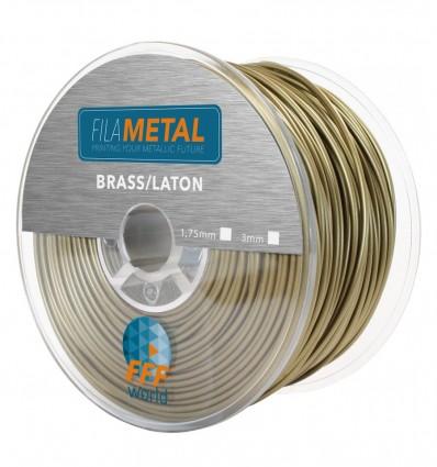 FilaMETAL Latón 1.75mm