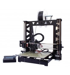 3D Printer Kit Prusa Steel BLACK EDITION