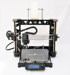 Kit impresora 3D Prusa Steel Black Edition Mark II
