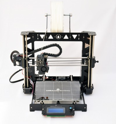 Kit Prusa Steel Black Edition Mark II