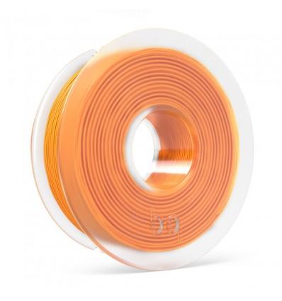 PLA BQ 1.75MM RED 300 gr.