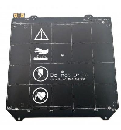 Prusa Steel Black Edition MK2.5 actualización