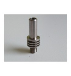 Hot-End screw for DDG extruder