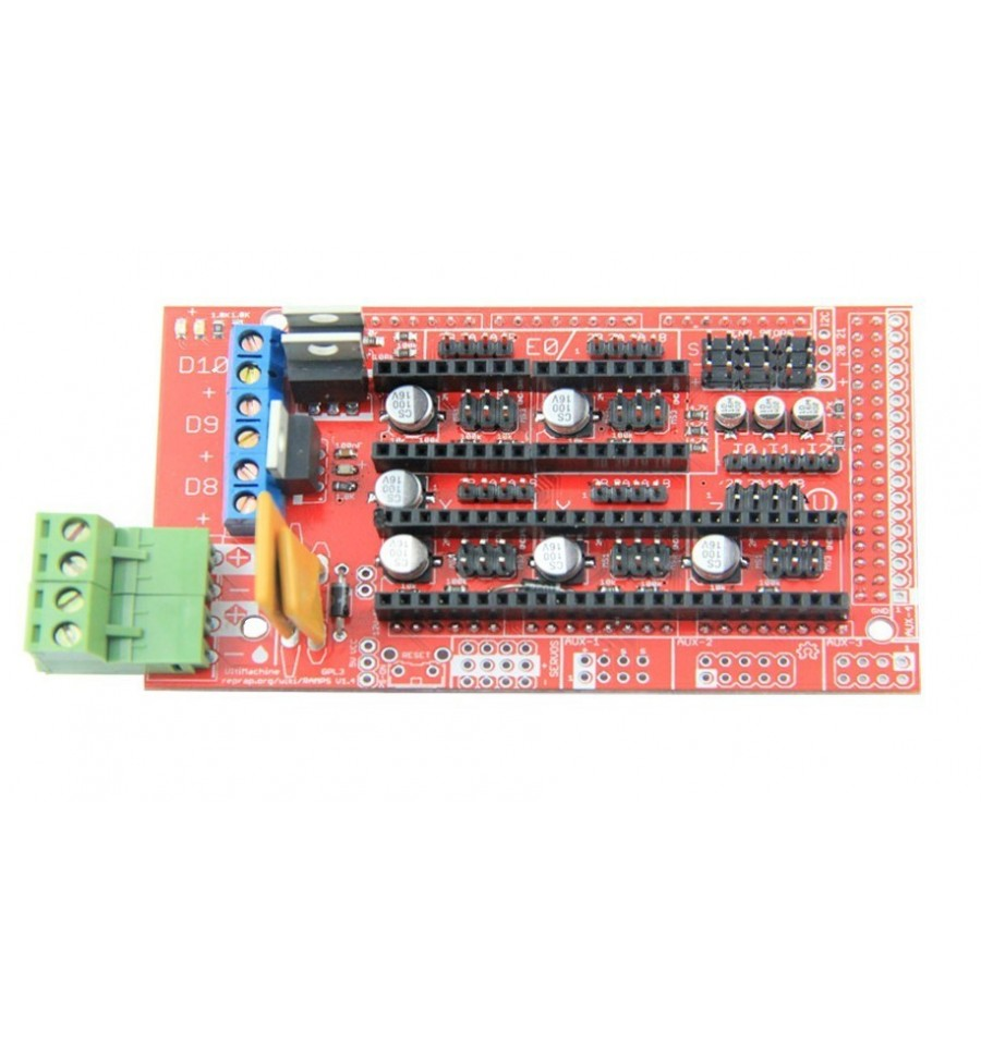 Ramps 14 Orballo Printing Board