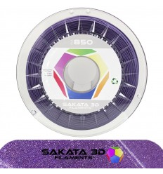 PLA 850 MAGIC PURPLE SAKATA 3D