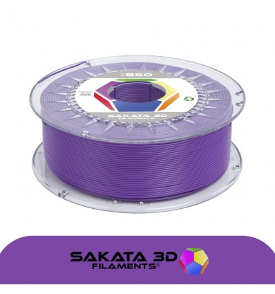 PLA 850 PURPLE SAKATA 3D