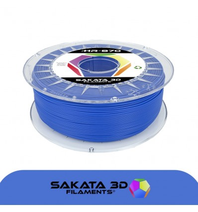 PLA HR 870 BLUE SAKATA 3D