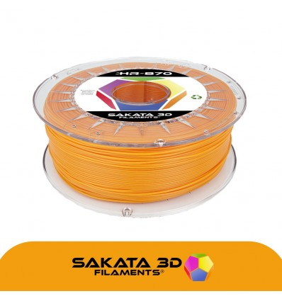 PLA HR 870 ORANGE SAKATA 3D