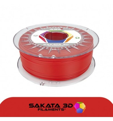 ABS E SAKATA 1.75MM RED