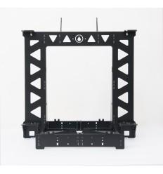 300x300 Prusa i3 Steel Frame (P3STEEL) Stainless Steel