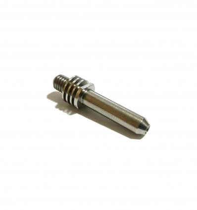 Hot-End screw for unibody or classic extruder